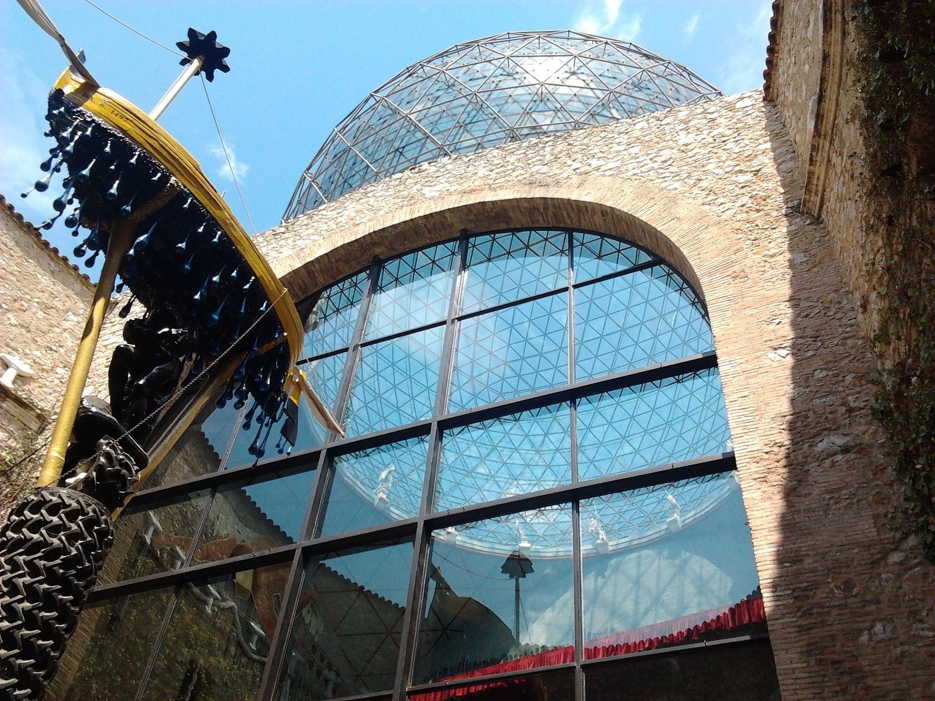 Museo di Salvador Dali a Figueres, Catalogna - Foto di Federico Ghedini