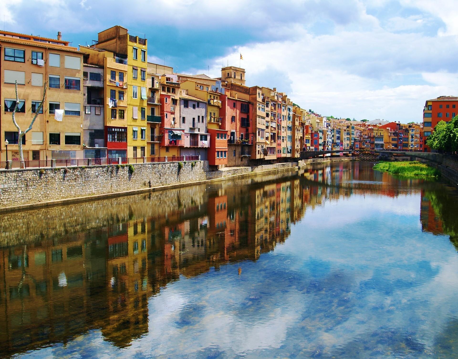 Girona, Catalogna - Foto di Tibor Janosi Mozes