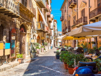 City Break in auto in Sicilia
