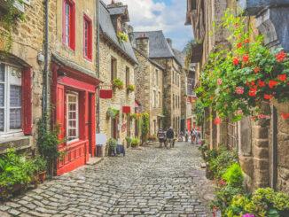 Francia: Percorso attraverso la Normandia