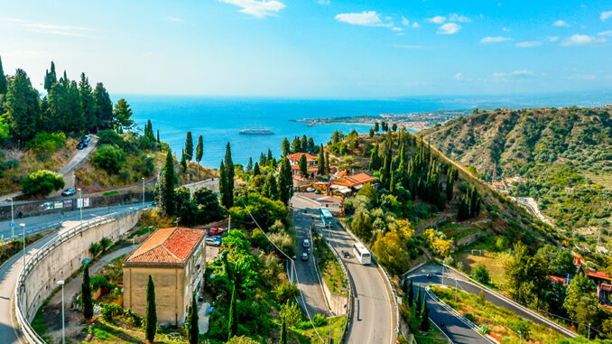 Il Grande percorso in Sicilia