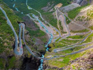 Percorso dei Fiordi Norvegesi