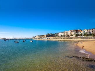 Percorso lungo la Riviera Portoghese