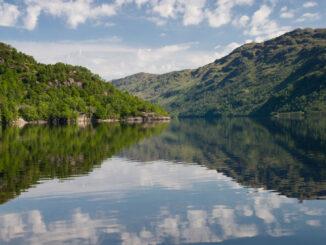 Percorso nel Nord della Scozia e nelle Highlands