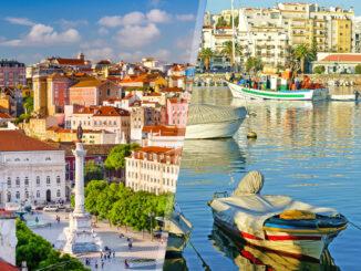 Portogallo: Lisbona ed Algarve