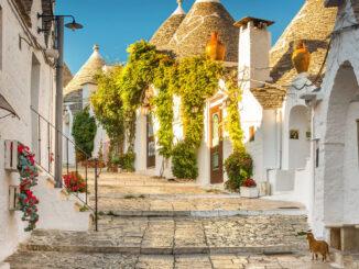 Puglia: Percorso nella Regione Puglia