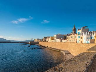 Sardegna: Percorso da Alghero
