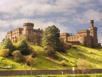 Scozia: Percorso nei Castelli e Palazzi Scozzesi