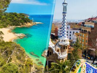 Spagna: Barcellona e Costa Brava