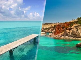 Spagna (Isole Baleari): Ibiza e Formentera