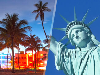 Stati Uniti: New York e Miami