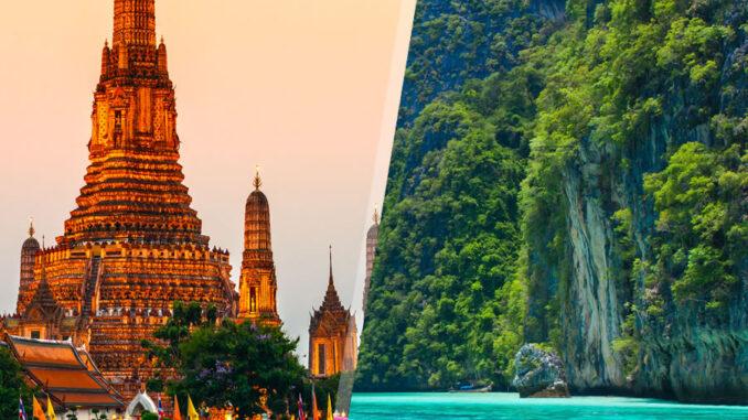 Thailandia: Bangkok e Phuket