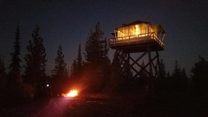 Torretta antincendio, Idaho