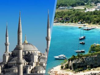 Turchia: Istanbul e la Costa Turca (Antalya)