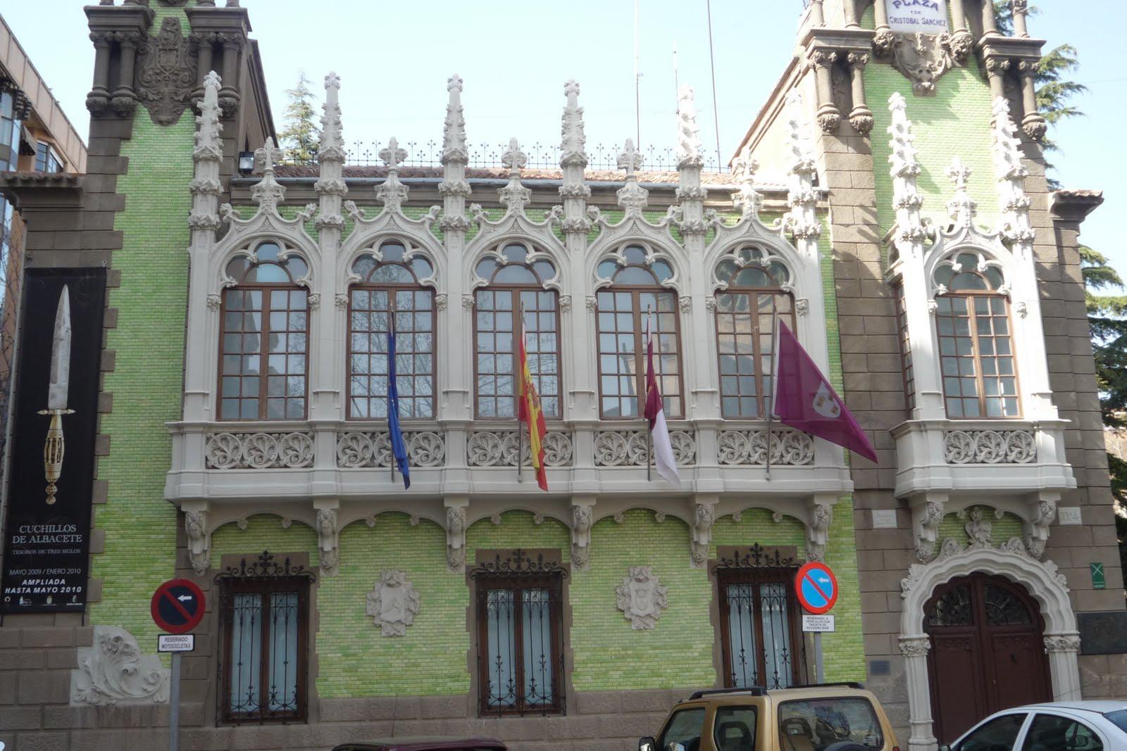 Casa del Hortelano ad Albacete