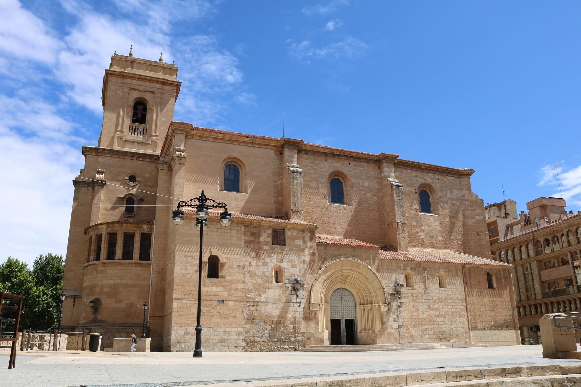 Cattedrale di San Giovanni ad Albacete - Foto di Juan José Berhó