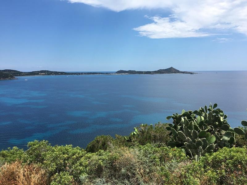 La penisola di Carbonara e Capo Carbonara ©Foto Kate Edmunds/FullTravel.it