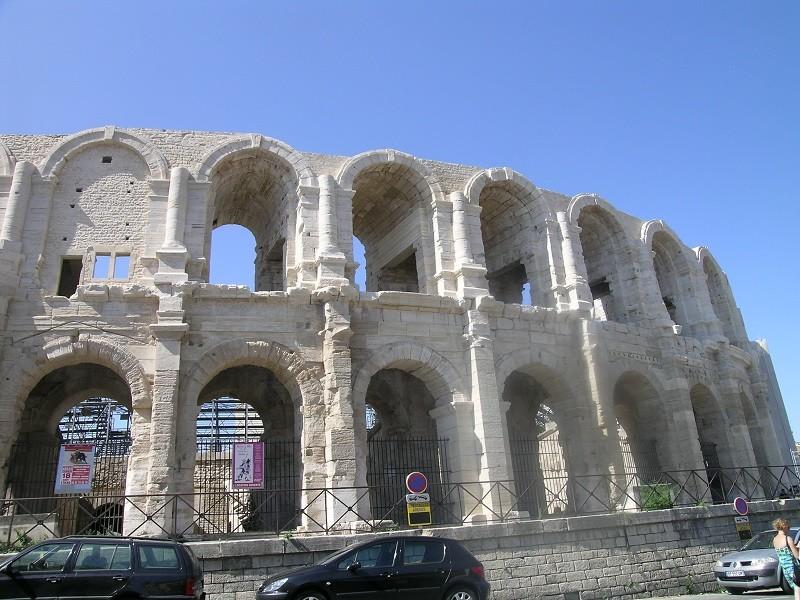 L'anfiteatro di Arles ©Foto Ilaria Maria Mura/FullTravel.it