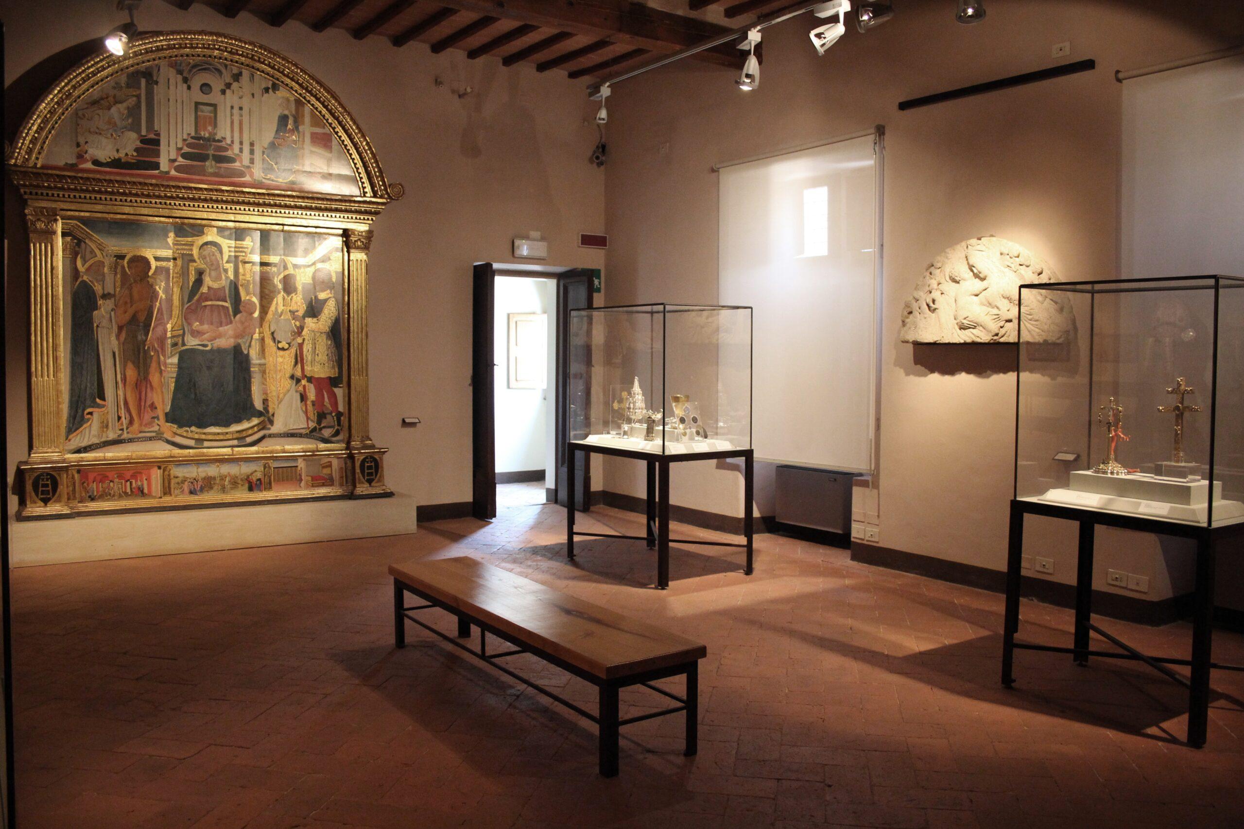 Museo diocesano d'arte sacra di Pienza