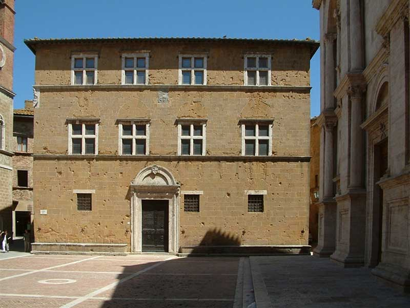 Palazzo Vescovile di Pienza