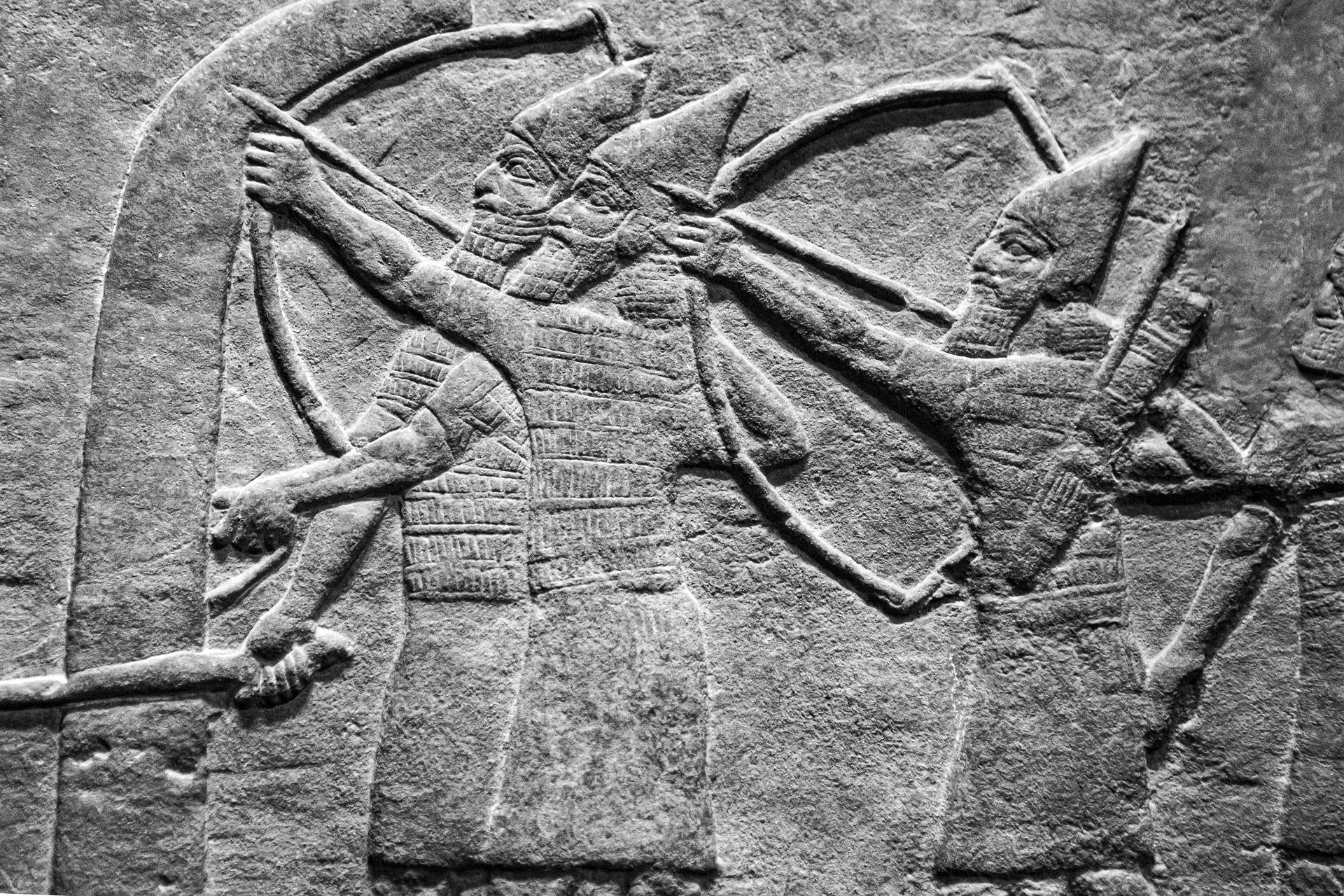 Antico nel British Museum - Foto di Hulki Okan Tabak