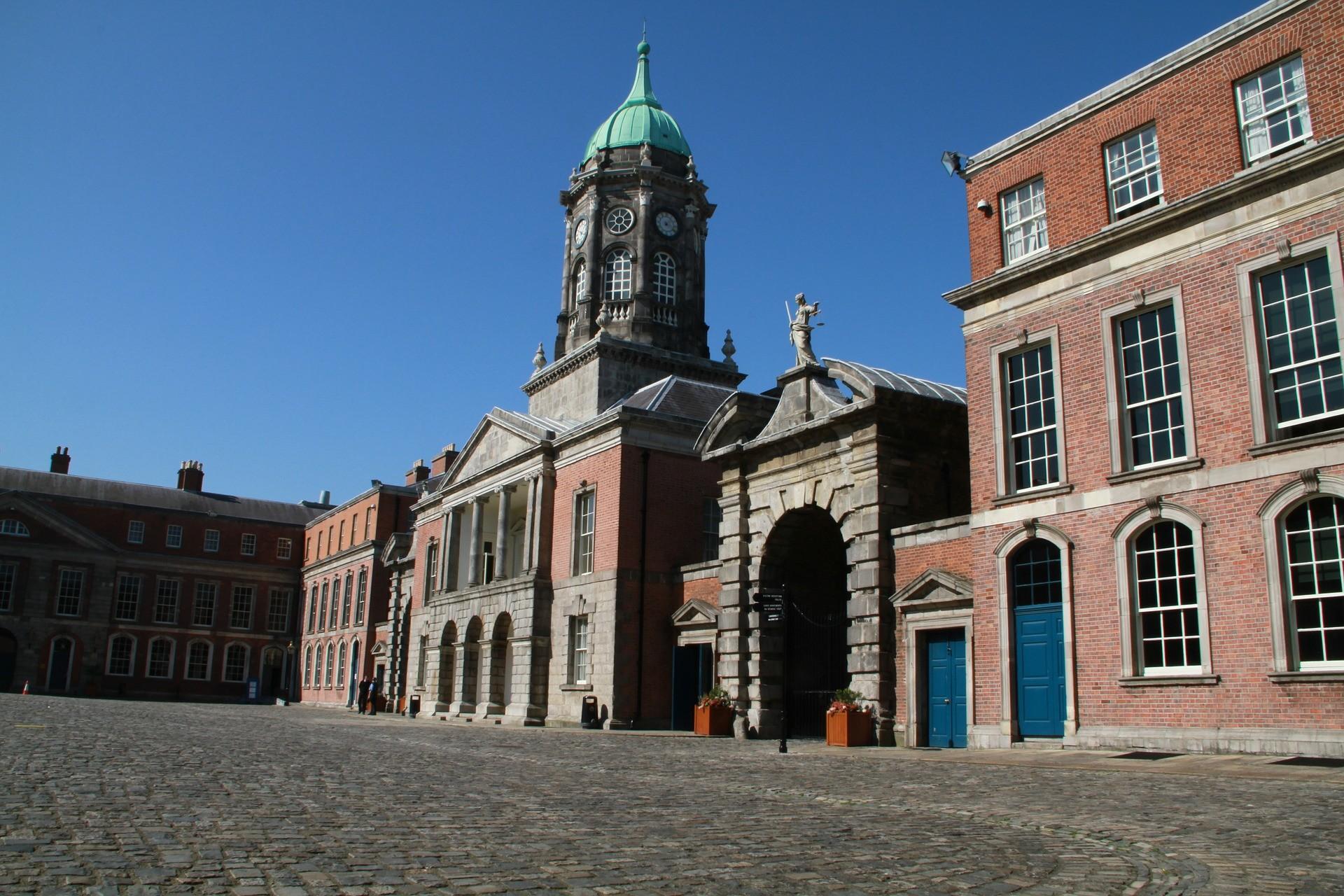 Castello di Dublino - Foto di Taranis