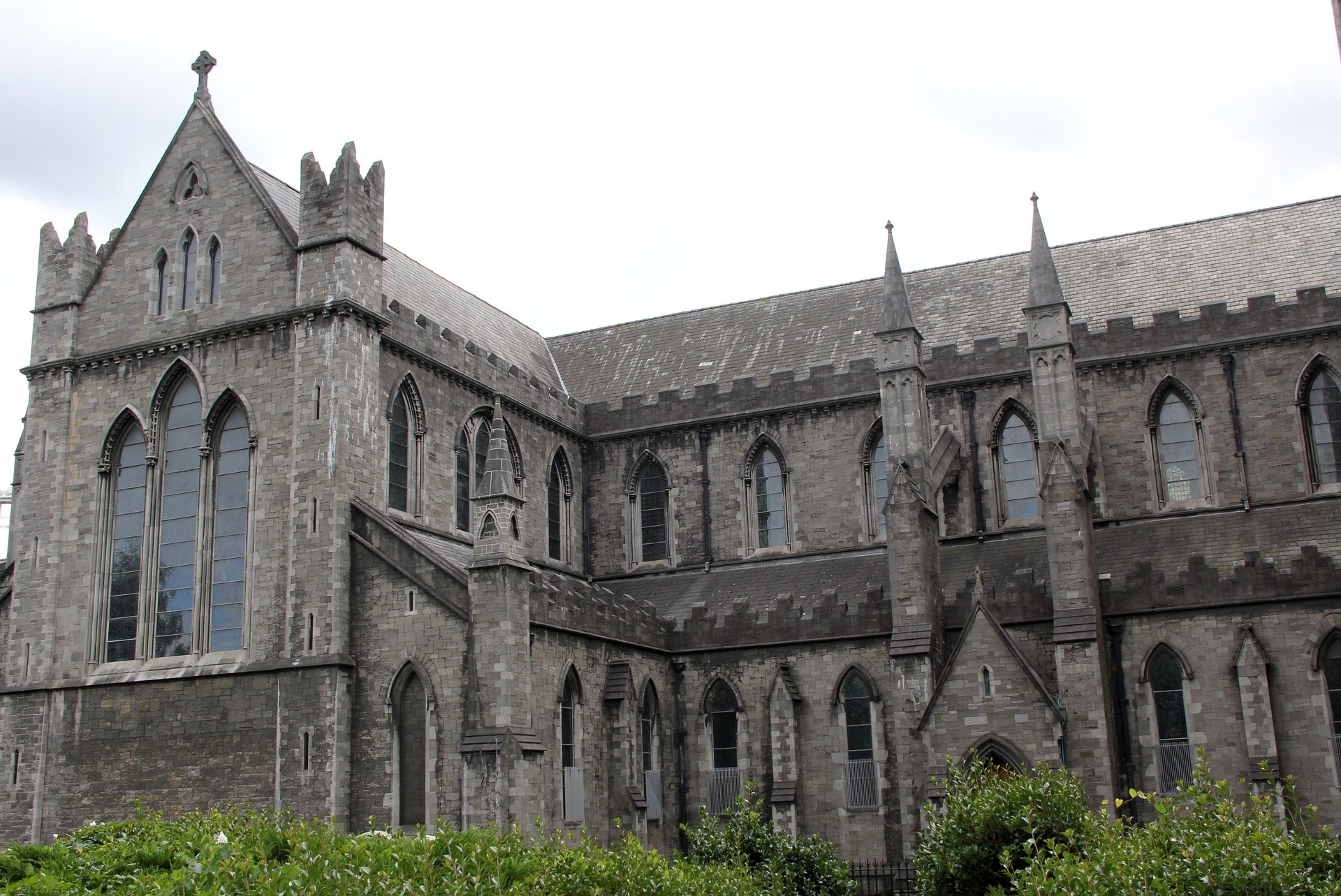 Christchurch Cathedral, Dublino - Foto di Mary Bettini Blank