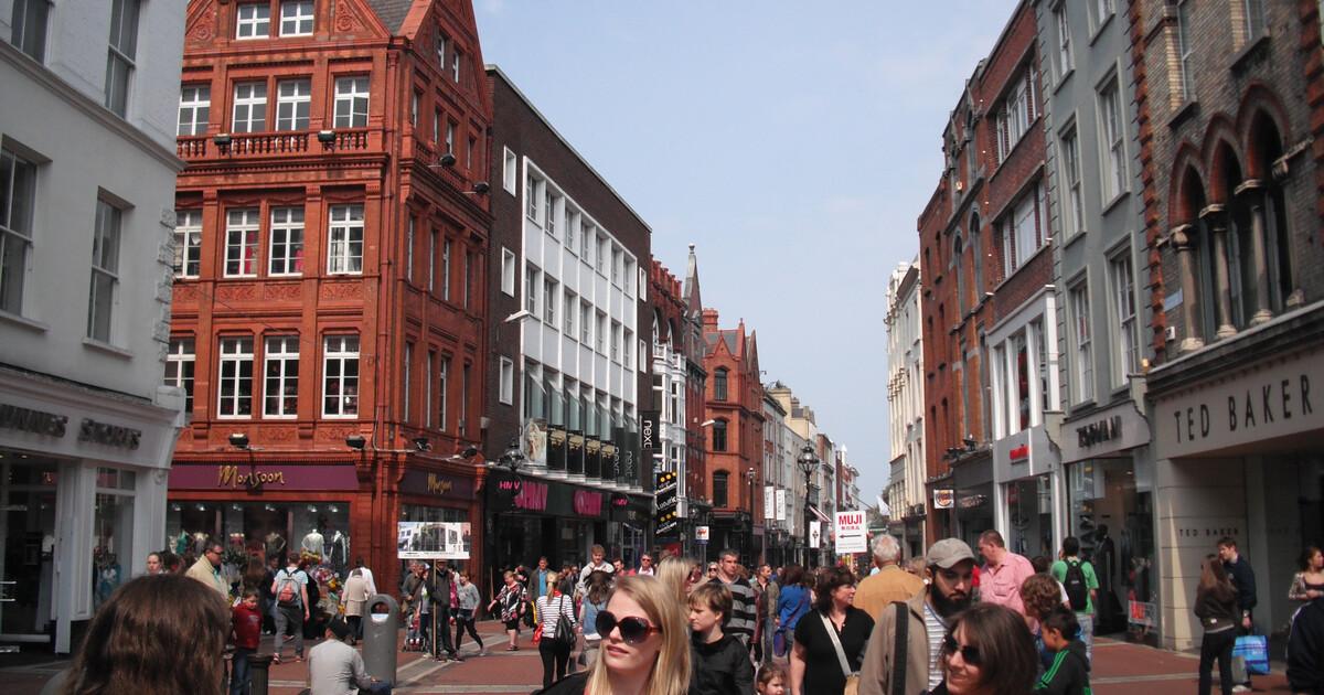 Grafron Street, Dublino
