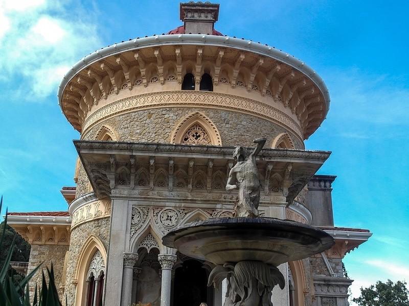 Il Palazzo di Monserrate - Foto di Felipe Barchi Pim