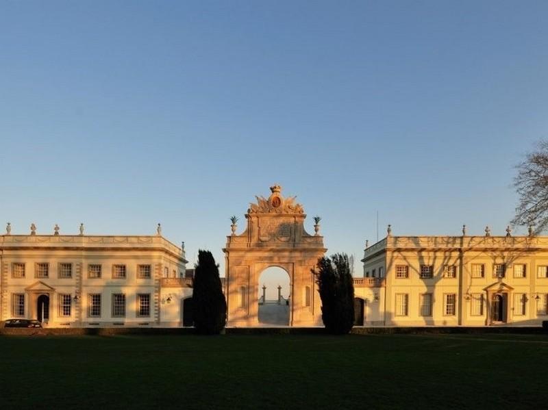 L'Hotel Palacio de Seteais - Foto Tivoli Palacio de Seteais