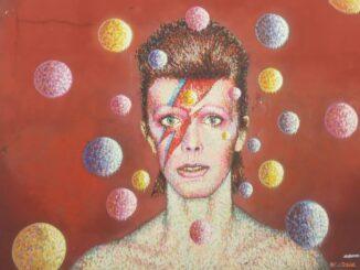 Il murale di David Bowie a Brixton -Foto Maria Ilaria Mura/FullTravel.it