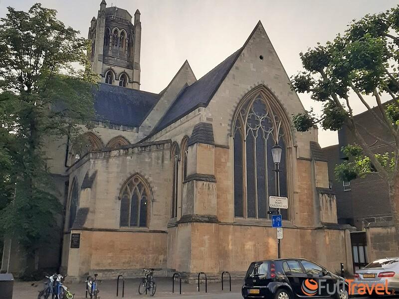 All Saints church - Foto Maria Ilaria Mura/FullTravel