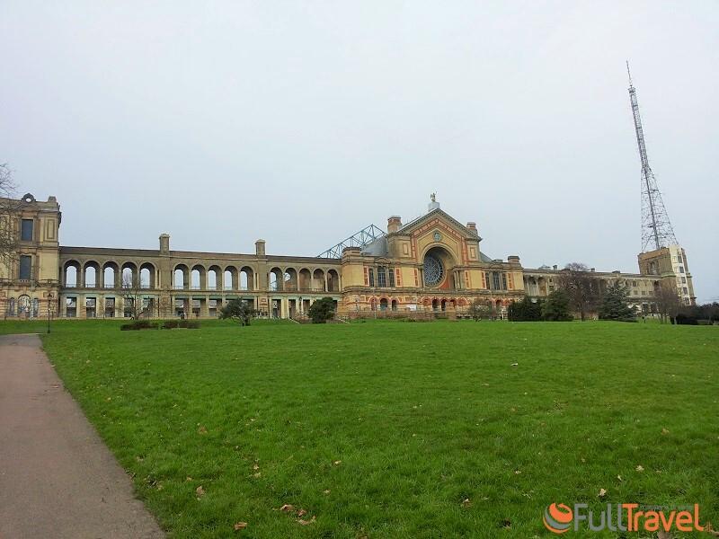 L'Alexandra Palace - Foto Maria Ilaria Mura/FullTravel