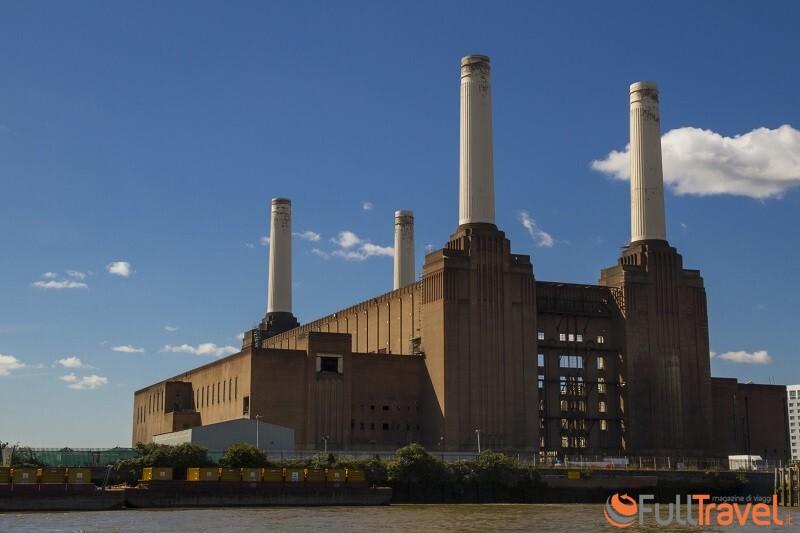 Battersea Power Station - Foto Alberto Pasqual