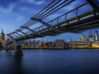 Londra dei Pink Floyd - Foto di blank76