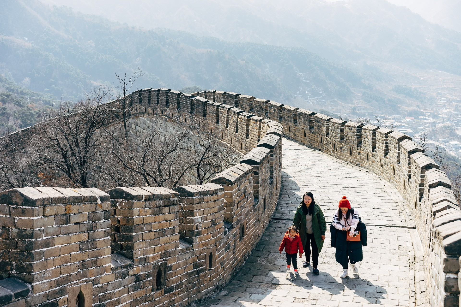 Muraglia cinese - Foto di Markus Winkler