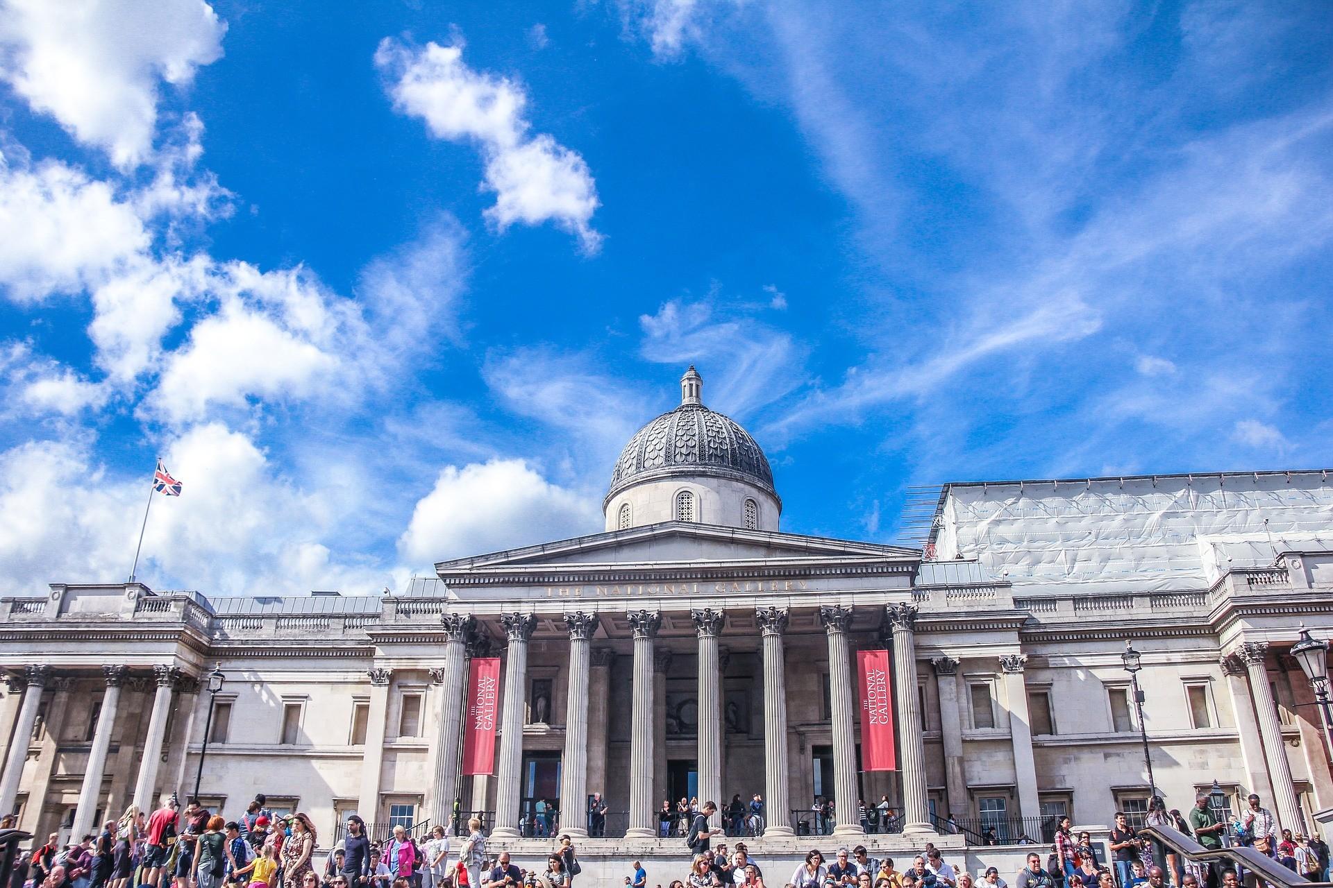 National Gallery Londra - Foto di Tims Talib