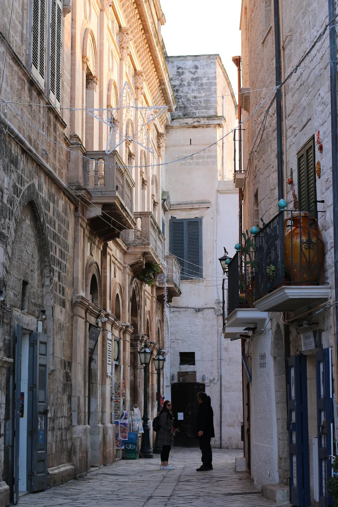 Bari vecchia - Foto di Zenon Jiuszkiewlcz