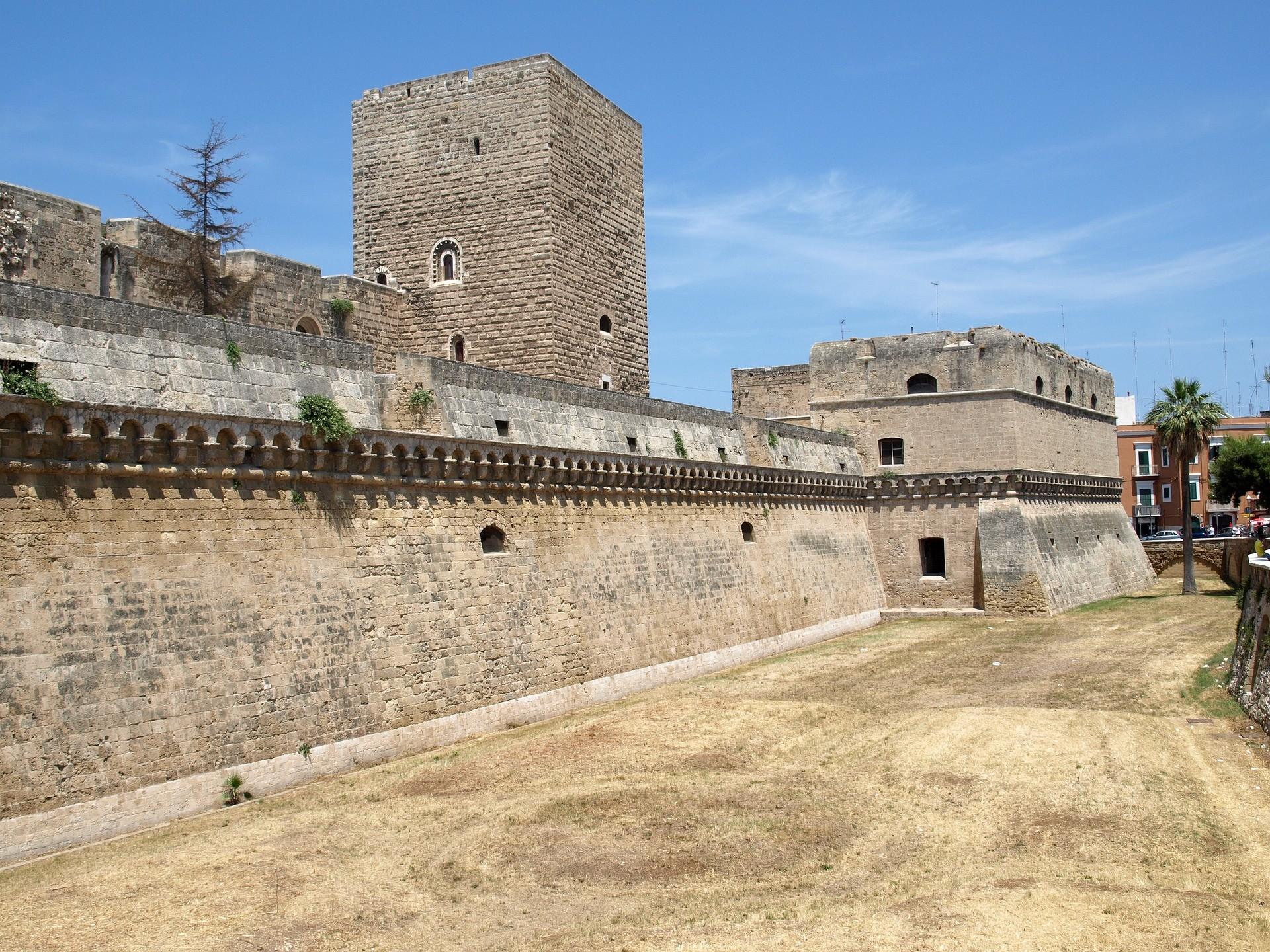 Castello di Bari - Foto di Filip Filipovic