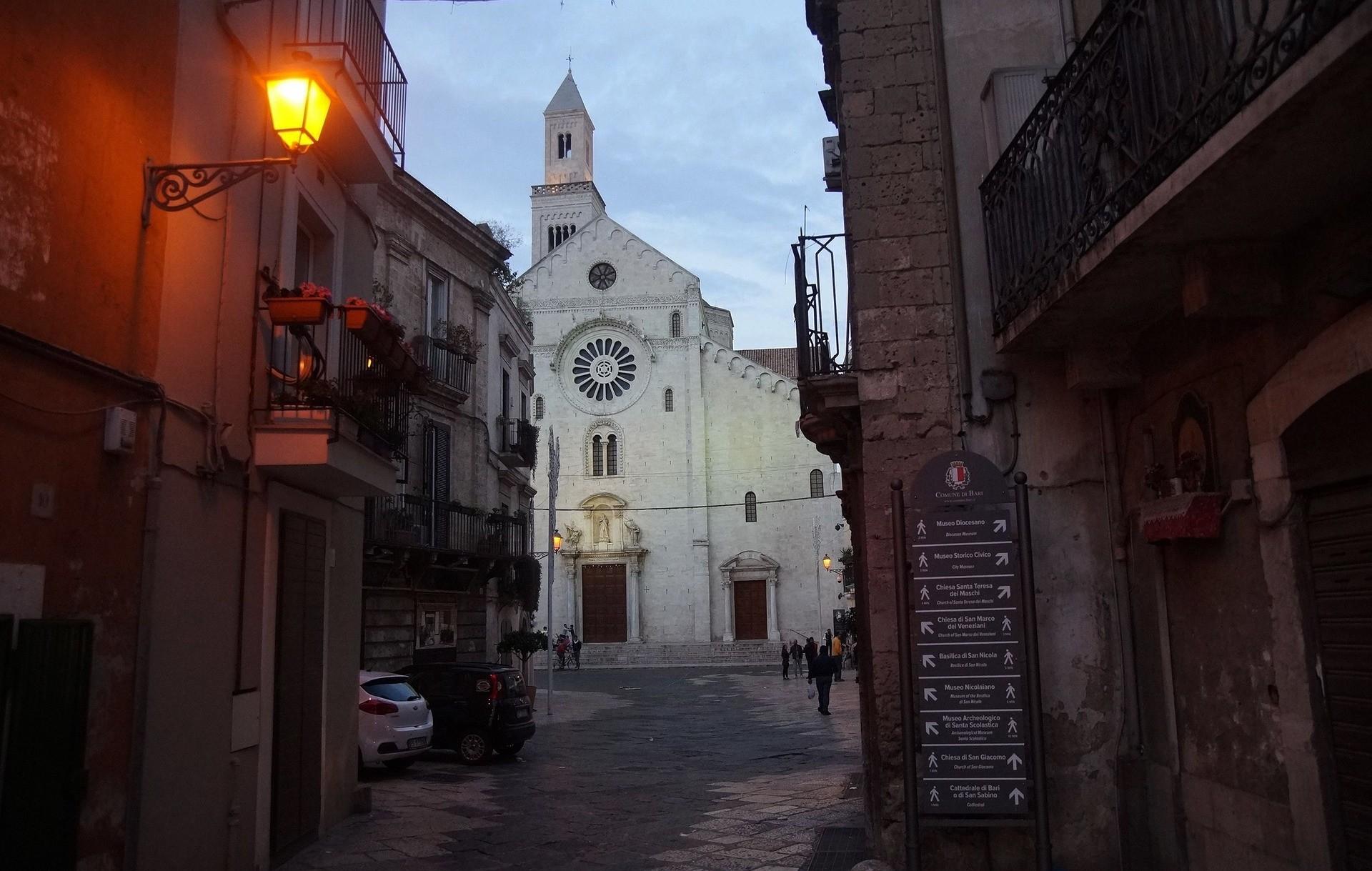Cattedrale di San Sabino a Bari - Foto di tomek999