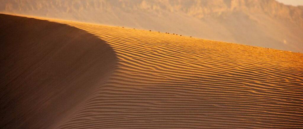 Dune Zagora, Marocco