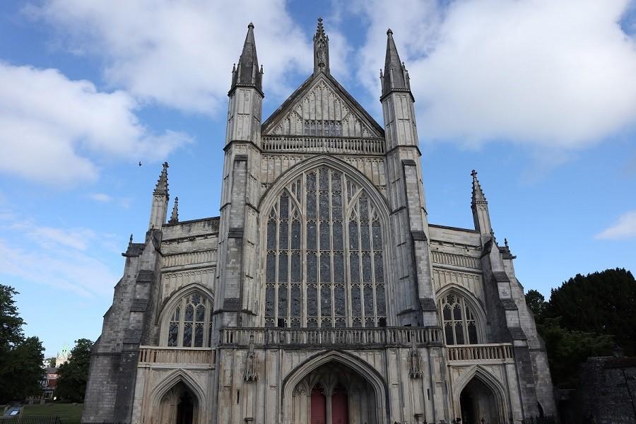 La Cattedrale, Winchester ©Foto Ilaria Maria Mura
