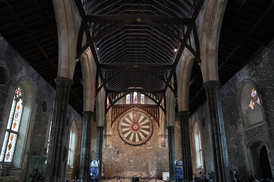 La Great Hall, Winchester ©Foto Ilaria Maria Mura