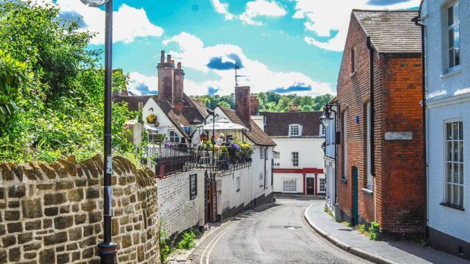Winchester, Inghilterra - Foto di Marius Mangevicius