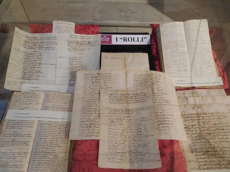 Le liste dei Rolli, Genova - foto Superchilum