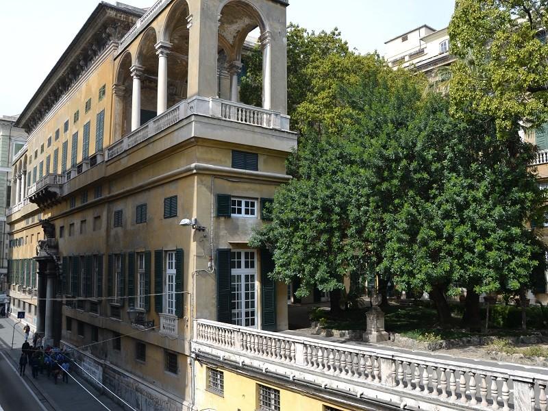 Palazzo Durazzo Pallavicini, Genova – Foto Carlo Dell'Orto